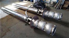 白钢高耐腐性不锈钢QJH深井潜水泵