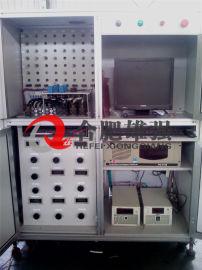 汽车继电器吸合电压、释放电压检测台架