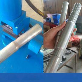 液压全自动缩管机全国缩管机模具推荐