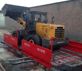 南充建筑工地自动洗车轮机标准做法