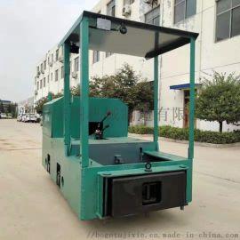 矿用轨道柴油牵引车 煤矿柴油牵引机车 CCG3T