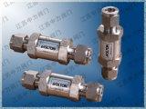 氢气管道高压卡套阻火器