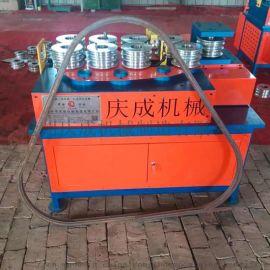 厂家直销 三轴滚动折弯机 不锈钢管滚圆机