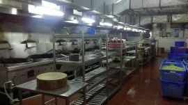 深圳市广旭商用厨房设备公司厨房整体配套工程安装