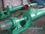 水泥厂GL168螺旋输送机厂家重诺机械