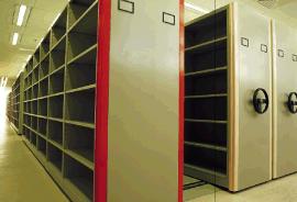 WEBBER机械式OSJ-GDT006档案密集柜
