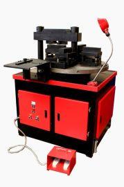 DYJ90D转塔式液压母线圆角加工机