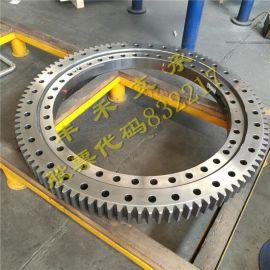 起重机挖掘机回转支承转盘 转盘轴承圈