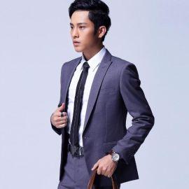广州天河职业装,职业装西服套装定制,厂家上门制作品质优