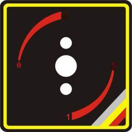 厂家低价供应仪器pvc标牌 PVC控制标牌 按键PVC标牌批发