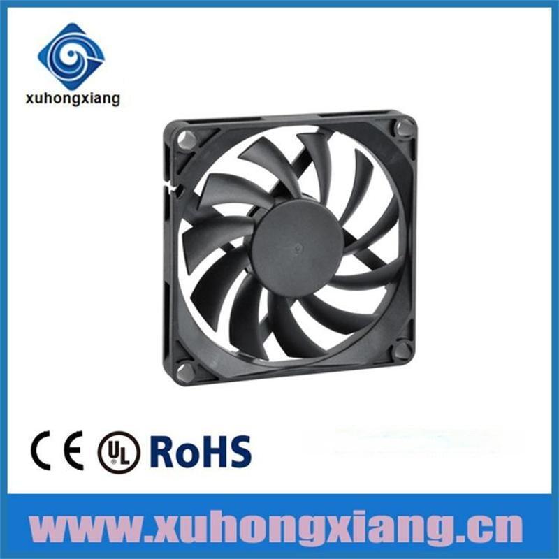 散熱風扇8010直流含油散熱風扇 工業風扇