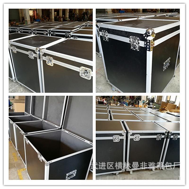 廠家生產鋁合金航空箱 大型運輸設備儀器航空鋁箱 一件起訂