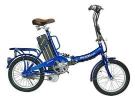 简易可折叠电动自行车 - 1