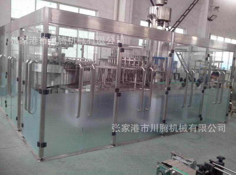 果汁饮料、矿泉水、纯净水灌装生产线