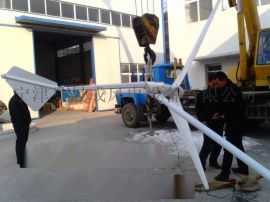 宁夏2千瓦风光互补风力发电机组