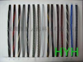 汇云海专业订做每种花纹PET编织网管、伸缩编制网管