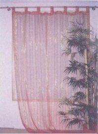 透明型窗帘(BS-015)