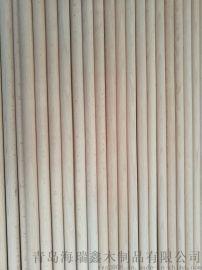 18*750MM櫸木圓木棒 木棒木棍 護欄