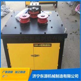 东源机械数控台式建筑弯箍机 小型电动弯曲机