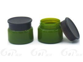 汕头高派公司专业生产化妆品膏霜瓶GS004,化妆品包装瓶,化妆品瓶子