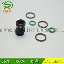 厂家直销耐机械性能氟胶O型圈 静密封O形圈 耐化学性O形圈