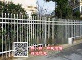 佛山工业区外墙铁艺栏杆 河源卡丁车场围墙护栏 公园锌钢围墙网
