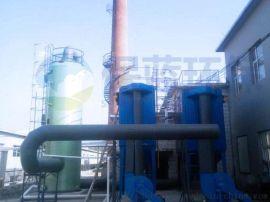 锅炉除尘脱硫处理设备 锅炉废气处理 山东保蓝环保