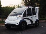 扬州博览中心4座电动巡逻车