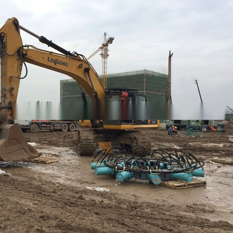 液压破桩机器、液压截桩机 工程破桩头设备