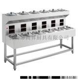 高昇全自动煲仔饭机,厂家直销12头紫砂煲仔饭机