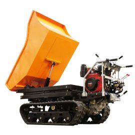 棕榈园履带柴油升降果园运输车