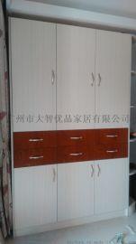 广州大智优品全屋板式家具-定制衣柜