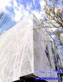 钻孔铝单板 树形冲孔铝单板 穿孔铝单板图案