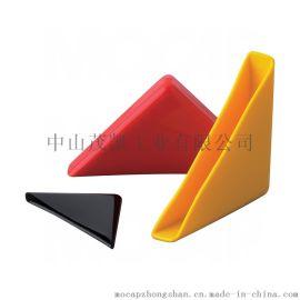 钢板尖角保护套 玻璃塑料防护套