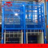固定液压式提升机 导轨链条式升降平台 深圳升降货梯