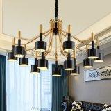 北欧吊灯客厅餐厅吊灯现代简约酒店工程LED灯具
