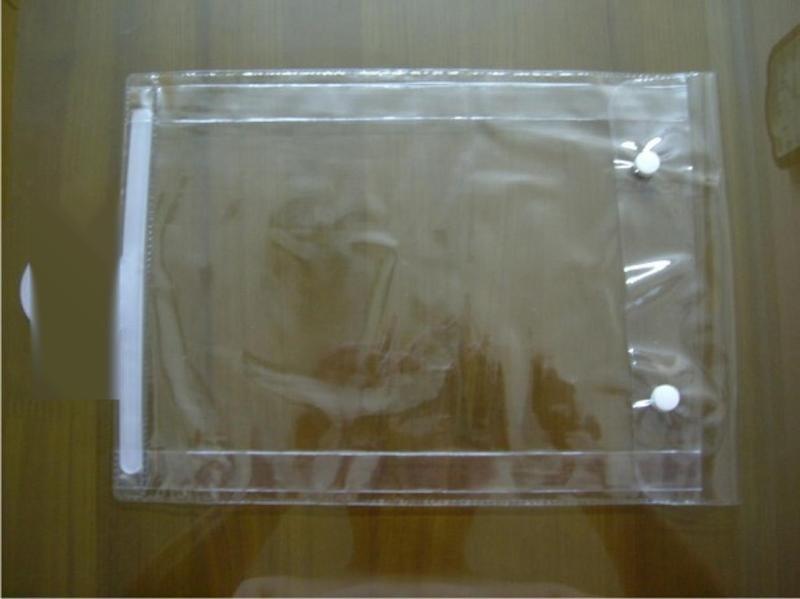 PVC掛鉤袋(w008)