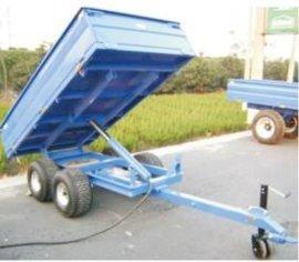 农用拖车,拖拉机农机具,后液压翻斗车