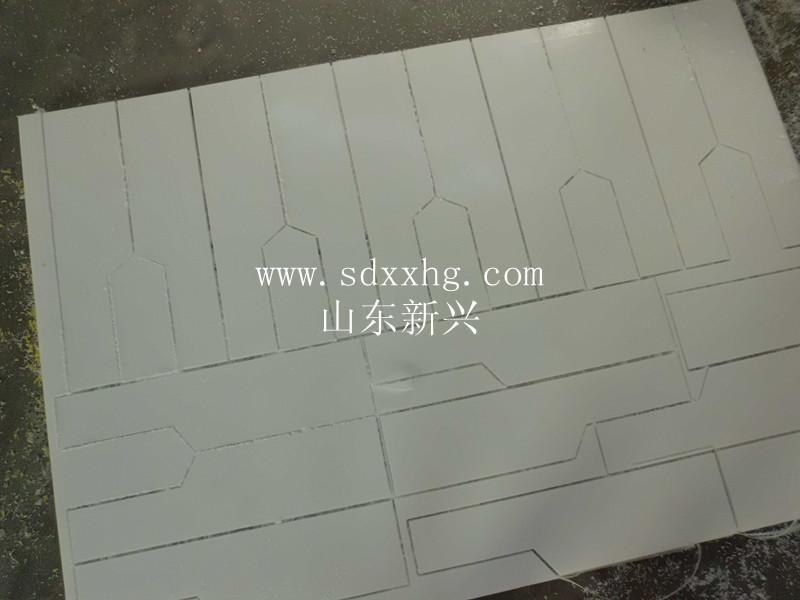 含玻璃維珠聚乙烯板材