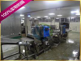 厂家直销诸城hp-300型川香鸡块全自动上浆机