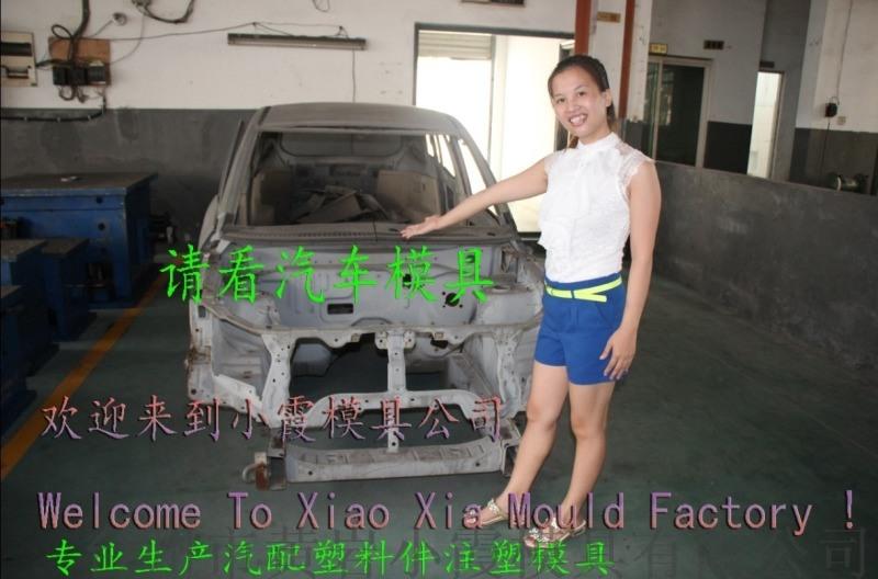 台州注射模具加工前大灯模具供应商