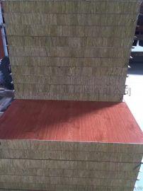A级钢构防火岩棉夹芯板