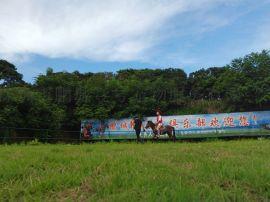 深圳-骑马
