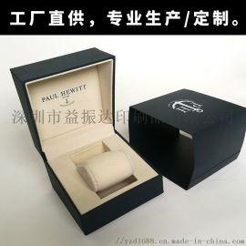 高档手表盒生产加工厂首饰盒定制作手工盒订做深圳厂家