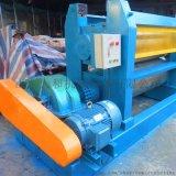 太平了!废旧油桶精压机 专业生产油桶切割洗板精压机
