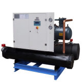 低溫螺桿式冷水機