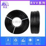 北京科讯线缆RVV2*1.0护套线直销电线电缆