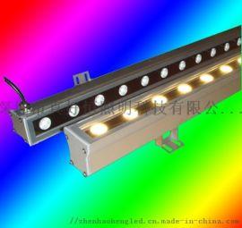 LED洗牆燈大功率投射燈婚慶廣告戶外條形