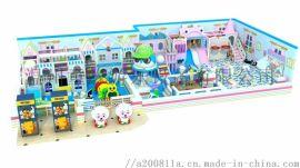 淘气堡 超级蹦床 飞跃滑梯 海洋球厂家儿童乐园