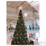 大型聖誕樹10米聖誕樹框架耶誕節商場酒店裝飾品道具
